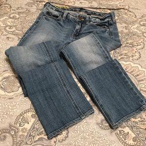 J. Crew Matchstick Jeans Size 26 Regular Stretch